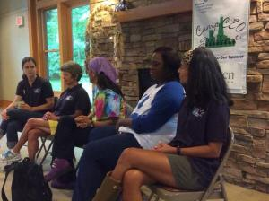 Dream Your Future at Girl Scouts GCNWI Camp CEO